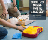 Defibrillator Training - what you need to know
