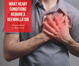 Does a defibrillator help with a cardiac arrest?