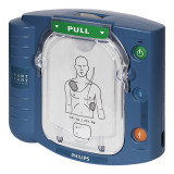 Defibrillators in public places