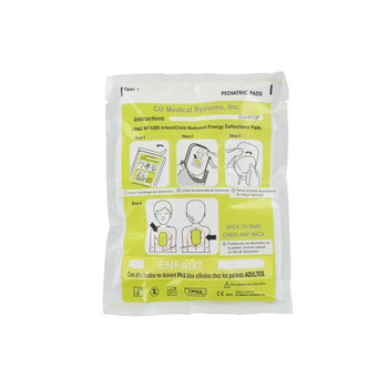 CU Medical i-PAD NF-1200 Paediatric Electrode Pads ( CUA0512P)