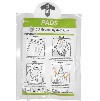 CU Medical I-Pad SP1 Adult Electrode Pads