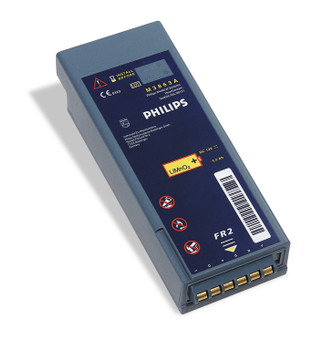 Philips Heartstart FR2+ Lithium Manganese Battery