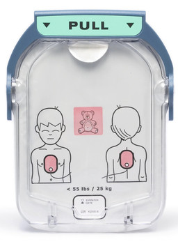 Philips Heartstart HS1 paediatric electrode pads