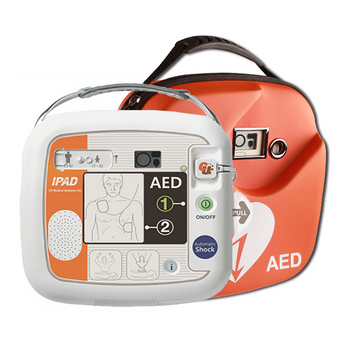 i-PAD SP1 fully automatic AED by CU Medical