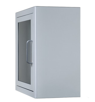 ARKY Indoor AED Cabinet side view