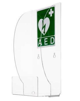 Arky AED Perspex Wall Mount v2