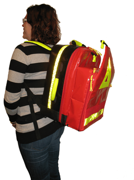 PAX Feldberg all-in-one Backpack for AED and First Aid Kit v2