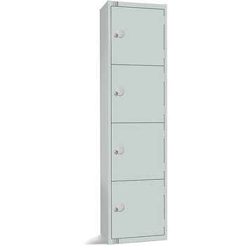 Four Door Locker - 1800 x 450 x 450mm (1845454)