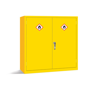 Dangerous Substance Cabinet 1000 x 915 x 457mm (393618CSC)