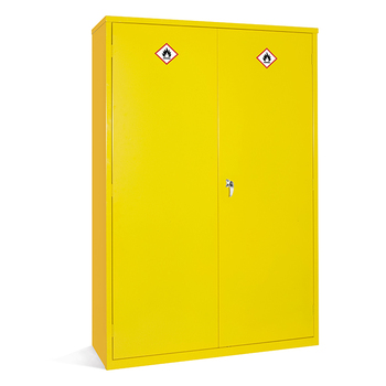 Dangerous Substance Cabinet 1830 x 1220 x 457mm (724818CSC) closed