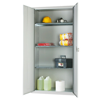 Standard Cupboard 1830 x 915 x 457mm grey