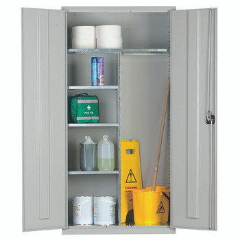 Janitorial Cupboard 1830 x 915 x 457mm (723618JAN)