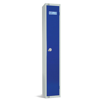 One Door PPE Locker 1800x300x450mm (PPE1830451)
