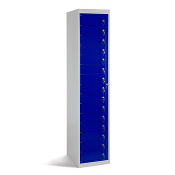 Garment Dispenser Locker (15 Door Unit) 1830 x 381 x 457mm