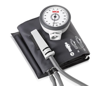 seca b10 Manual blood pressure monitor with load cell on the cuff  v2