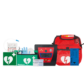 Schiller Fred Easy Semi-Automatic AED