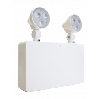 Firechief 2x3W IP20 LED Emergency Twinspot