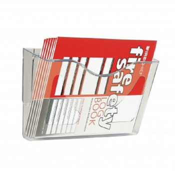 Perspex document holder