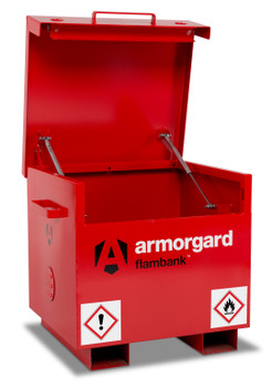 Flambank Site Box 765x675x670mm