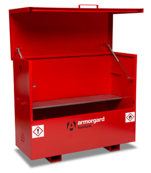 Flambank Site Chest 1585x675x1275mm