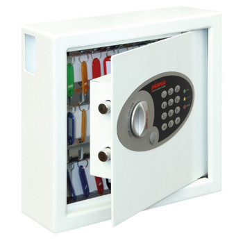 Phoenix Cygnus Key Deposit Safe KS0031E 30 Hook with Electronic Lock