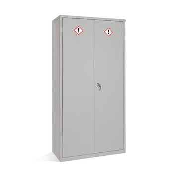 Janitorial Coshh Cabinet - 1830 x 915 x 457mm