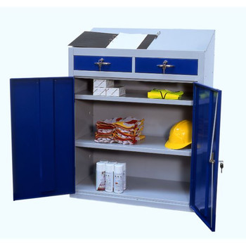 Workstation (two drawer) 1066/1200 x 915 x 457mm