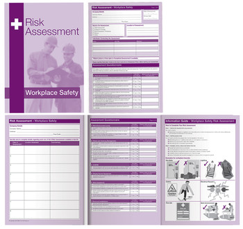 Workplace Risk Assessment Kit - forms & guide