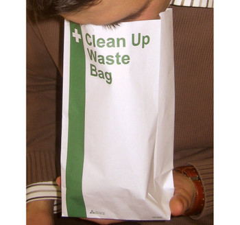 Clean Up Vomit Bags - Pack of 100
