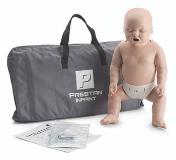 Prestan Professional Training Manikin Infant with CPR Monitor v2