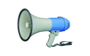 Megaphone with built in microphone 25W