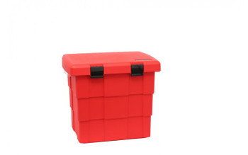 Firechief Fire Equipment Chest Red 108L
