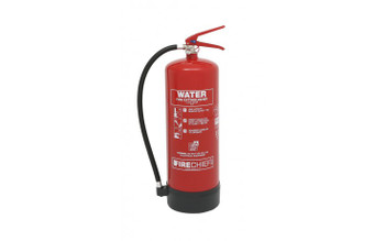 9 litre Water Fire Extinguisher - Firechief XTR