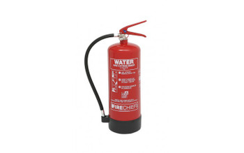 6 litre Water Fire Extinguisher - Firechief XTR