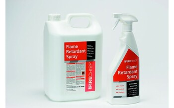 750 Flame retardant spray