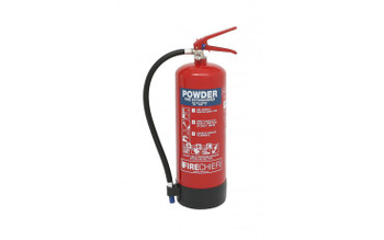 Firechief XTR 6kg Powder Extinguisher