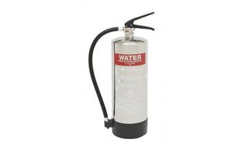 Firechief ELITE 6l Water Stainless Steel Extinguisher