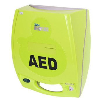 Zoll AED Plus fully-automatic AED with FREE accessories (22300700502011050)