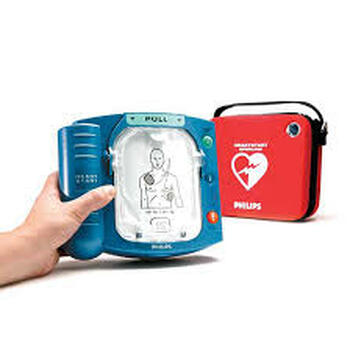 Philips Heartstart HS1 AED with Slim Carry Case
