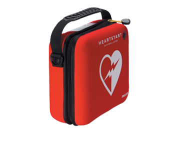 Philips Heartstart HS1 semi-automatic AED with Slim Carry Case
