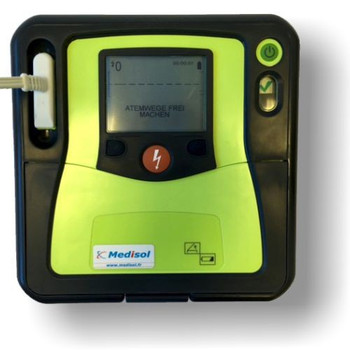 Zoll AED Pro semi-automatic AED front