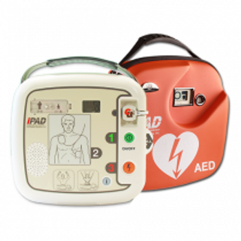 CU Medical i-PAD SP1 semi-automatic AED