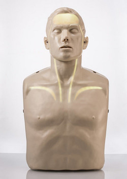 Brayden CPR Manikin Advanced With Illumination LED Lights