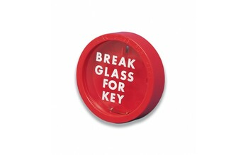 Spare Keybox Glass for 114-1082
