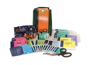 BS8599-2 Large Motokit - Vehicle First Aid contents