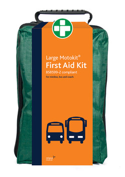 BS8599-2 Large Motokit - Vehicle First Aid