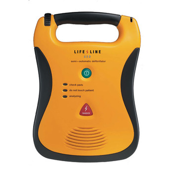 Defibtech Lifeline Semi Automatic AED with 7 Year Battery Pack (DCF-E110) front