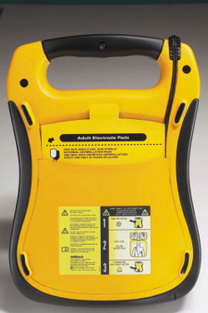 Defibtech Lifeline Semi Automatic AED with 7 Year Battery Pack (DCF-E110) back