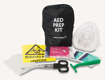 AED Preperation Kit contents