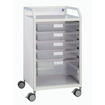 Howarth Trolley 1 White 1525 01 WH